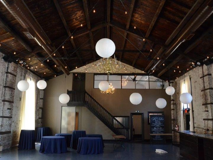 Tmx 1443323339612 Thegreenbuilding Stringlights Paperlantern May2920 New York wedding rental