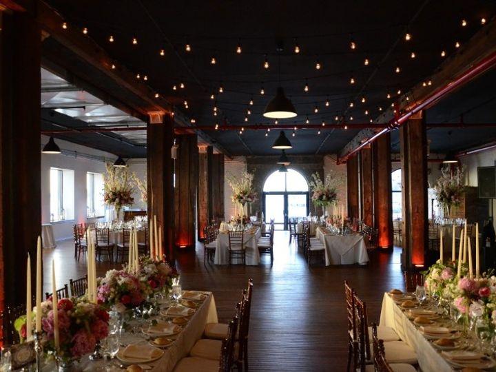 Tmx 1443323428614 Thelibertywarehouse Amberuplights May3120147187 New York wedding rental