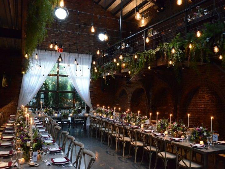 Tmx 1443324528625 Thefoundry Pendantlights Sept142015 015 New York wedding rental