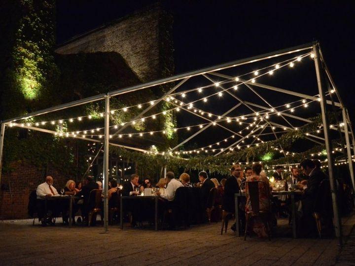 Tmx 1443324810917 Thefoundry Stringlightstent Sept62015 015 New York wedding rental