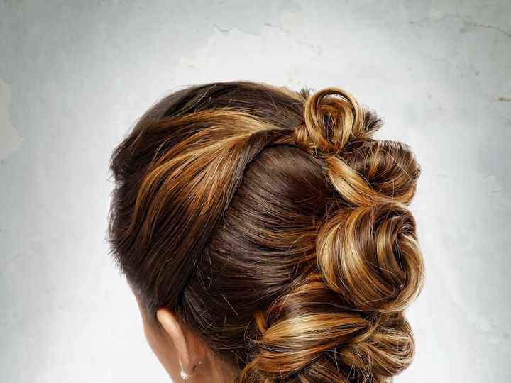 Tmx 1490835033316 Hair By Amy Colvin For Hair Chiasso Maumee Oh Make Maumee, OH wedding beauty