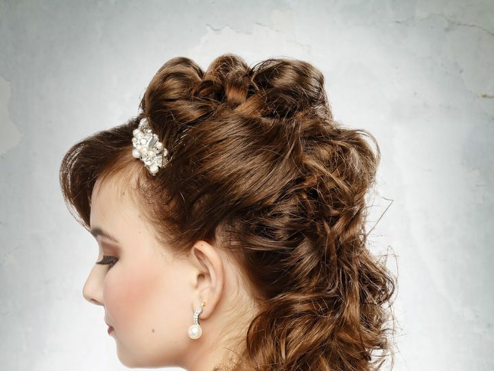 Tmx 1490835408206 Hair By Amy Colvin For Hair Chiasso Maumee Oh Make Maumee, OH wedding beauty