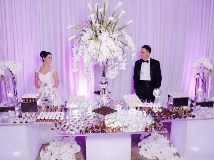 Tmx 1474550367656 Tatiana Mesa Postres Orlando, FL wedding florist