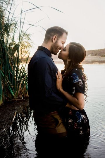 karen zach engagements arizona and utah wedding ph