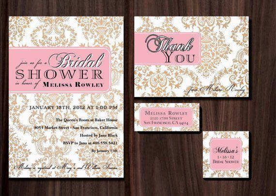 Tmx 1364407802478 Damaskbridalsuite Fresno wedding invitation