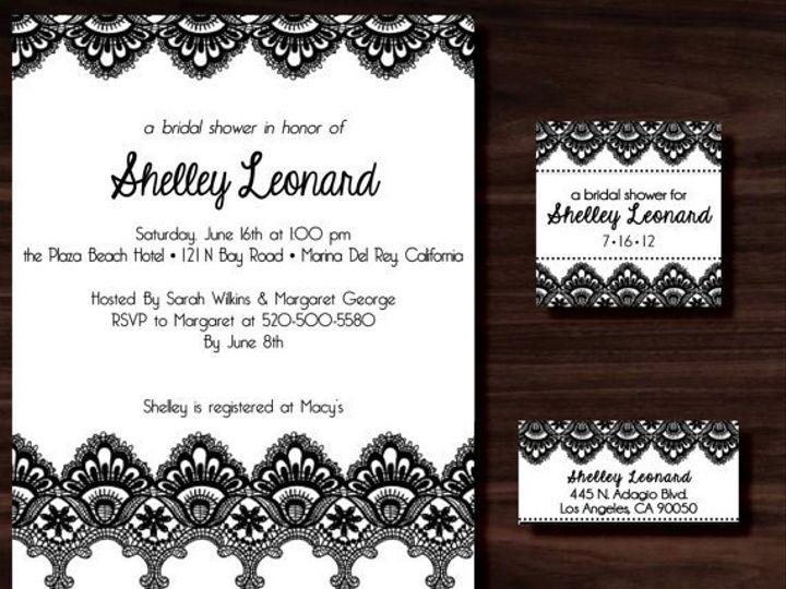 Tmx 1364407812612 Lacesuite Fresno wedding invitation