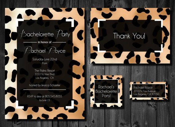 Tmx 1364407817854 Leopardsuite Fresno wedding invitation