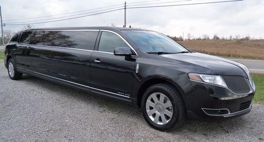 A Style Limousine Sedan Service Transportation Denton Tx