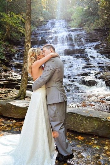 Waterfall Wedding Experts - Venue - Dahlonega, GA ...