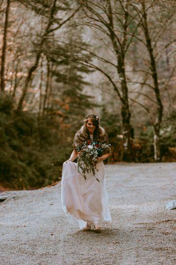 Toccoa Falls Bride