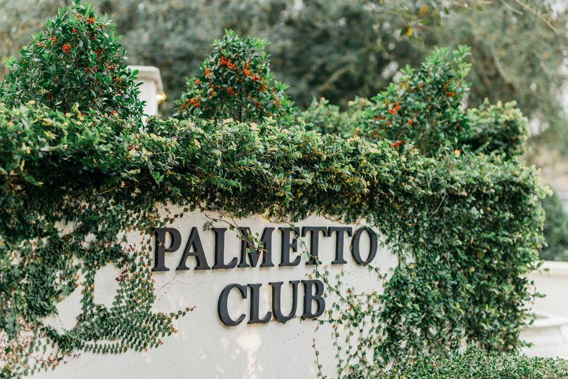 The Palmetto Club