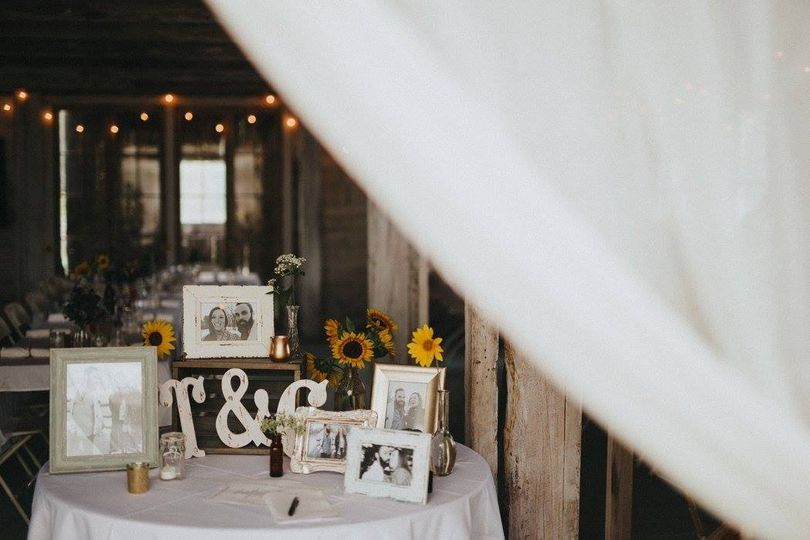 Wedding decors
