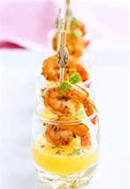 Coconut Shrimp w/Mango