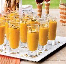 Creamy Soup Shots