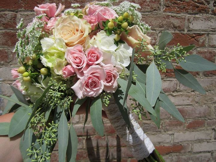 Wooster Floral Wedding Flowers Ohio Cleveland Erie And