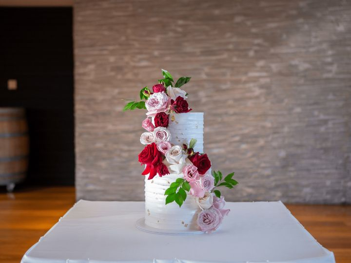 Tmx White Cake With Flowers 3829793 51 1972979 159173419368565 Largo, FL wedding cake