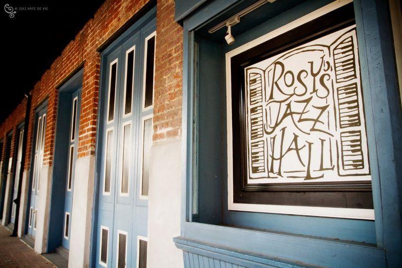 Rosy's Jazz Hall