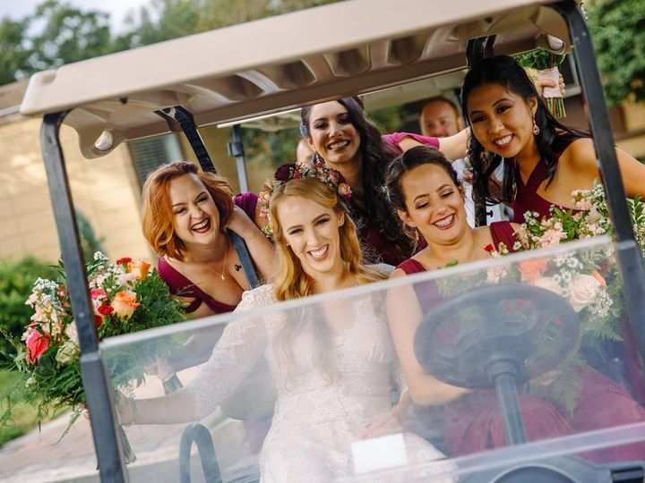 Tmx Beautiful Wedding Reception Venue Bride Golfcart 51 364979 157850038086369 Warren, New Jersey wedding venue