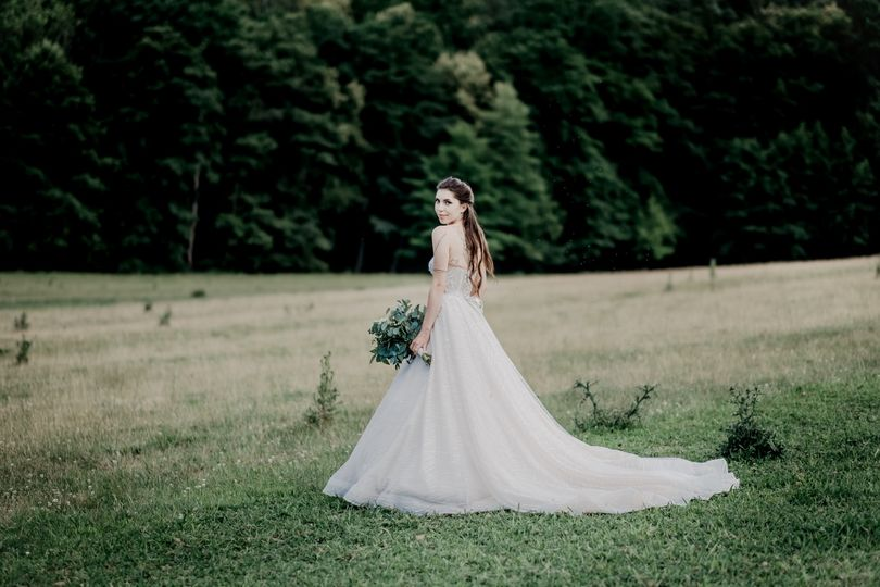 Use of land for bridal shoots