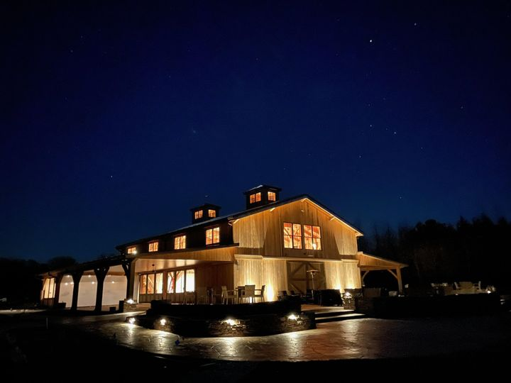 Tmx Hayfield At Night 51 1984979 161155605256968 Liberty, NC wedding venue