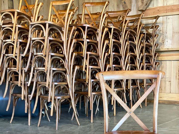 Tmx Reception Chairs 51 1984979 161155634731118 Liberty, NC wedding venue
