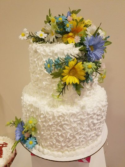 Smallcakes A Cupcakery Omaha - Wedding Cake - Papillion, NE ...