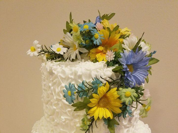 Tmx 1514965624892 20170228191851resized Papillion wedding cake