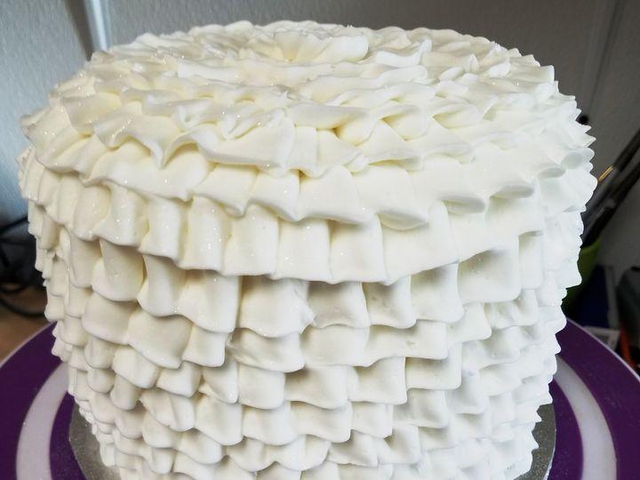 Tmx 1514965648632 20170728150847resized Papillion wedding cake