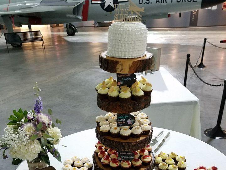 Tmx 1514965658977 20170729162934resized Papillion wedding cake