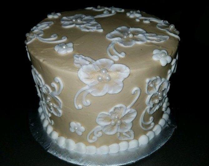 Tmx 1514965735094 Img1155234437 Papillion wedding cake