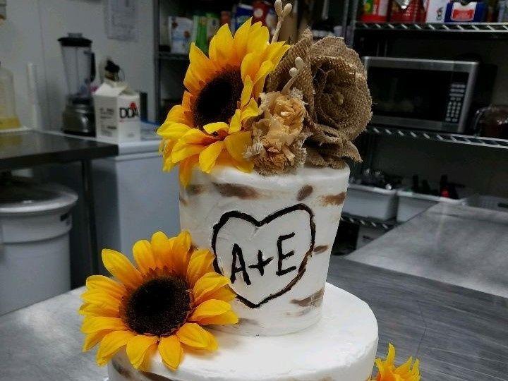 Tmx 1514965758980 Img1636002884 Papillion wedding cake