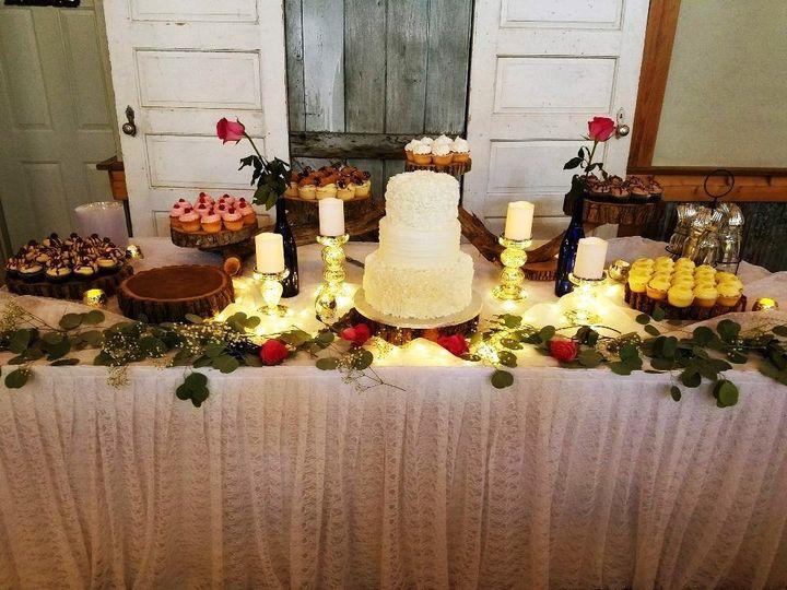 Tmx 1514965766133 Img1638012947 Papillion wedding cake