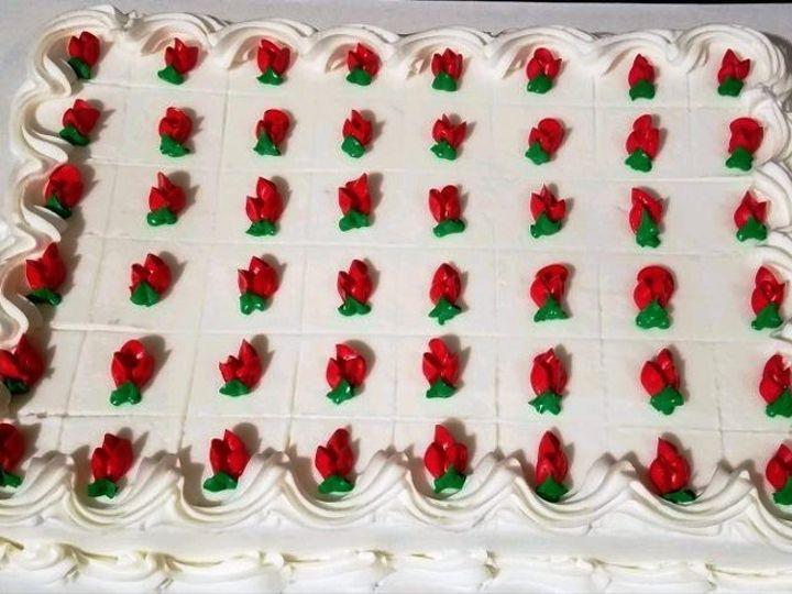 Tmx 1514965823233 Img1940819850 Papillion wedding cake