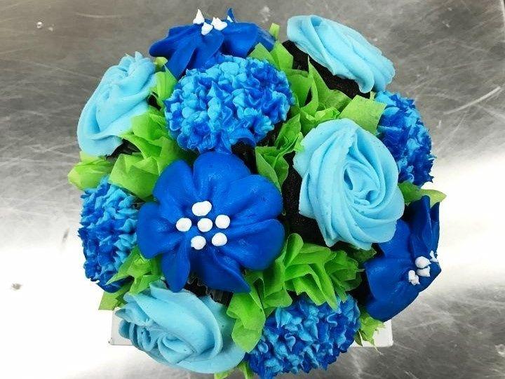 Tmx 1514966432078 Img772042313 Papillion wedding cake