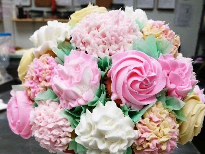 Tmx 1514966440583 Img1160046014 Papillion wedding cake
