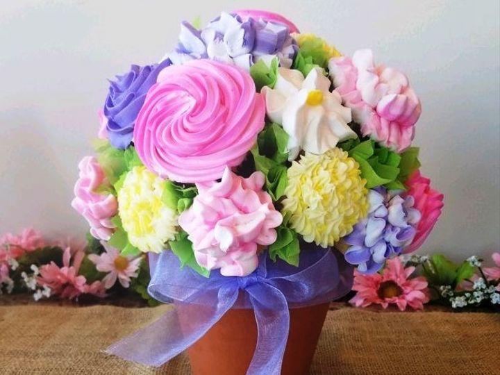 Tmx 1514966467114 Img1670495086 Papillion wedding cake
