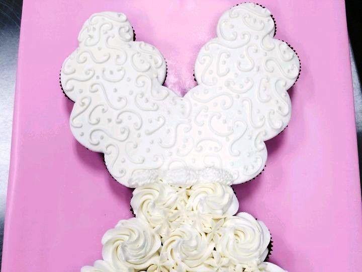 Tmx 1514998050111 Img908372097 Papillion wedding cake