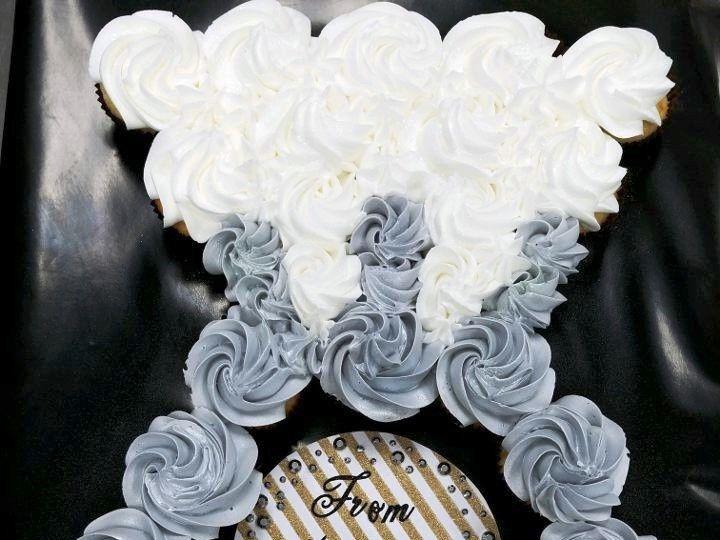 Tmx 1514998058841 Img1802896680 Papillion wedding cake
