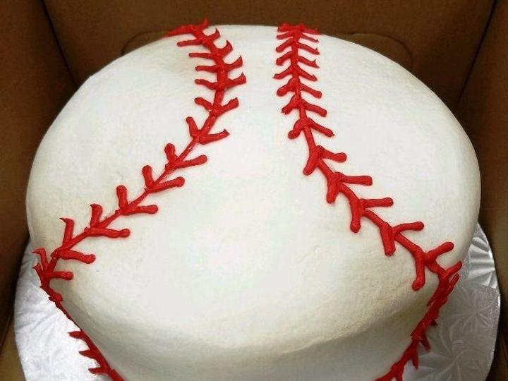 Tmx 1514998176519 Img277641811 Papillion wedding cake