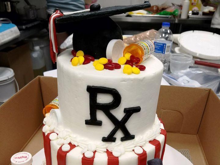 Tmx 1514998234406 20170407172952resized Papillion wedding cake
