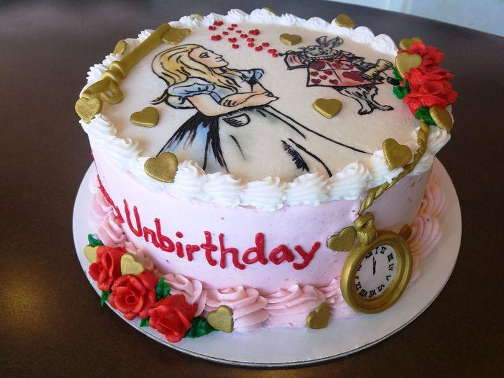 Tmx 1514998331768 20171109135546 Papillion wedding cake