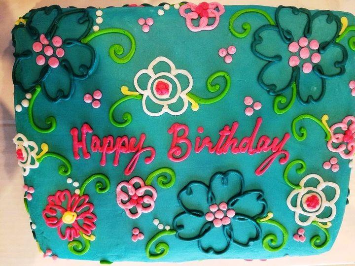 Tmx 1514998404185 Img739987046 Papillion wedding cake