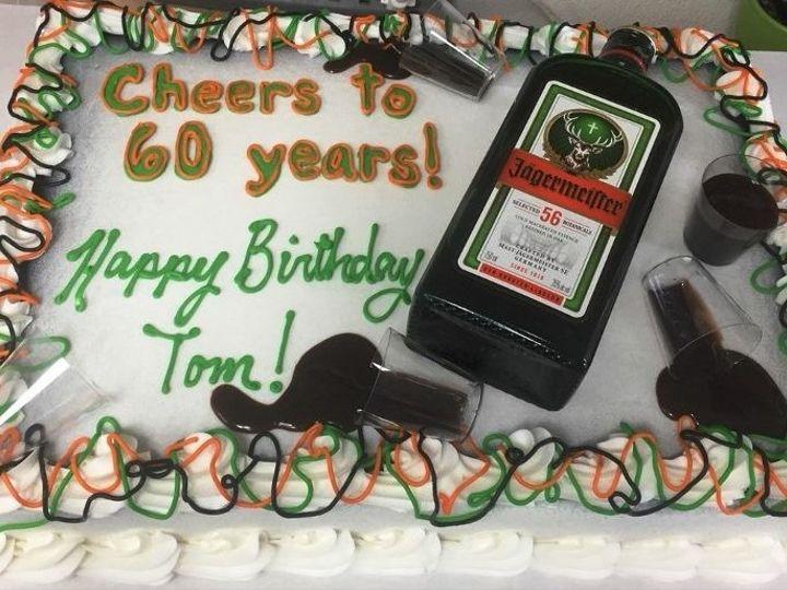 Tmx 1514998431419 Img854114746 Papillion wedding cake