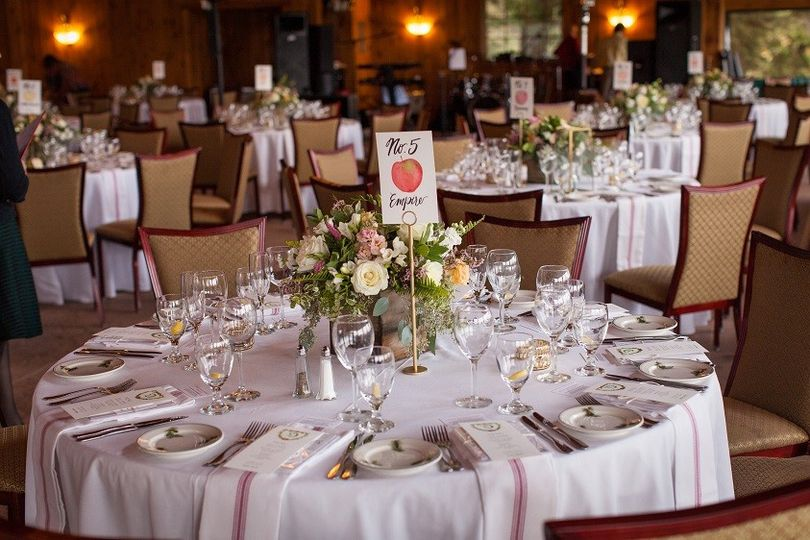 Dinner & Dancing in the outdoor covered Pavilion, Paul Reynolds Photography