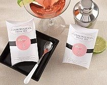 """""""Cosmopolitan"""" Drink Mix Favors are PERFECT for your BRIDAL SHOWER.  """"CHEERS"""" to the beautiful..."""