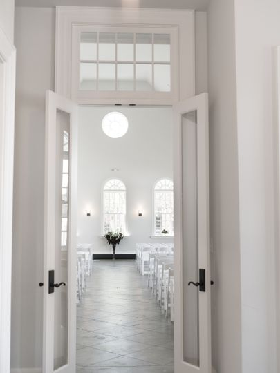 Clean wedding