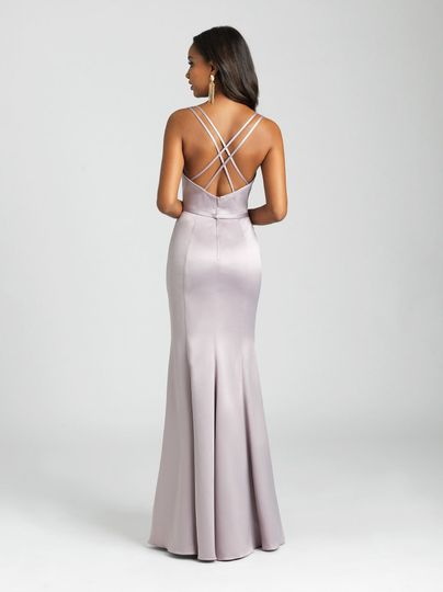 Glamorous bridesmaid
