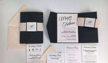 EmDesign - Iowa Wedding Stationery