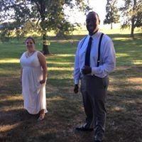 A happy Bride and Groom!