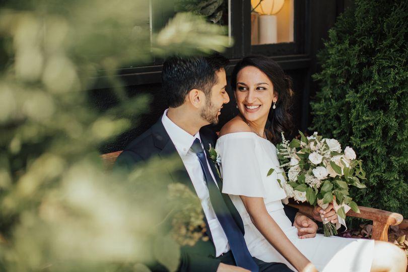 intimatewestvillagewedding